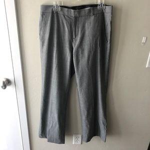 Banana Republic Wool Logan Trouser Pant sz 10